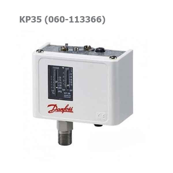 تصویر پرشر سوئیچ دانفوس مدل KP35