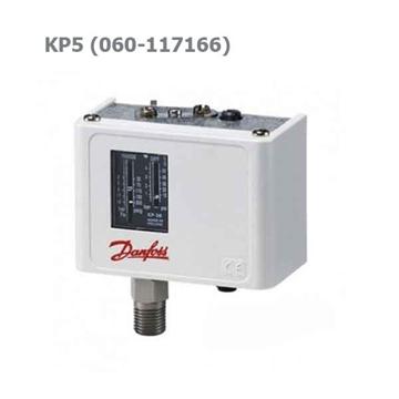 تصویر پرشر سوئیچ دانفوس مدل KP5