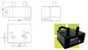 تصویر ترانس جرقه COF1 و COF2 (تک و دو وایر) شکوه