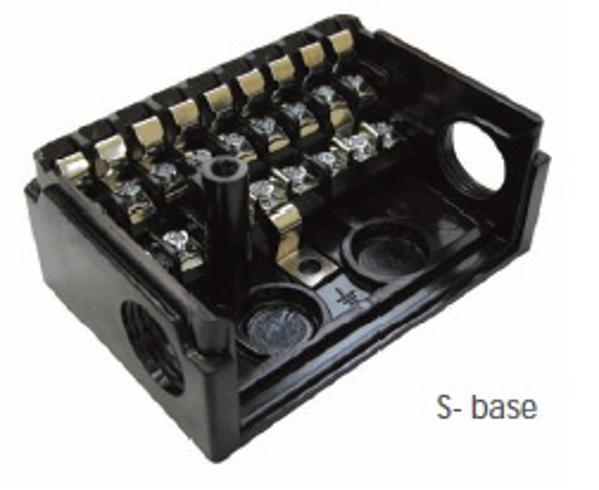 تصویر پایه کنترلر (پایه رله) شکوه
